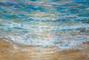 Beach Tide 36x24