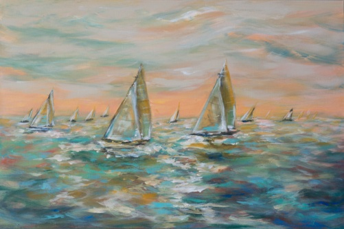 Ocean Regatta 36x24
