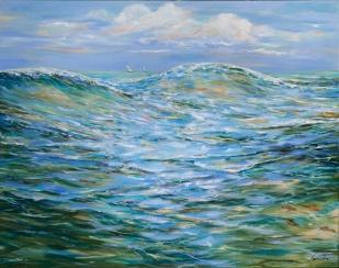 Ocean Swell 60x48r