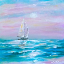 Slight Wind 14x14