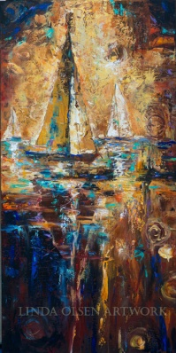 The Doldrums 24x48