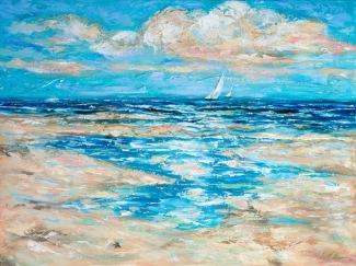 Tide Rising 40x30
