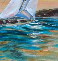 Meter Yacht detail