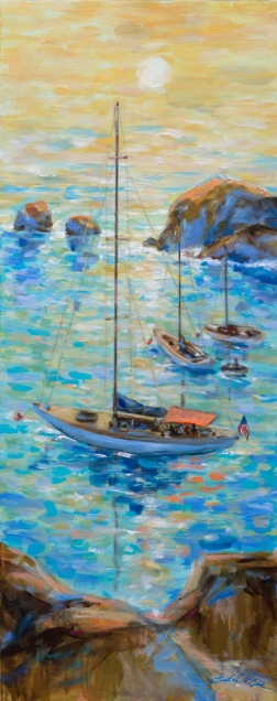 Branta at Catalina 16x40