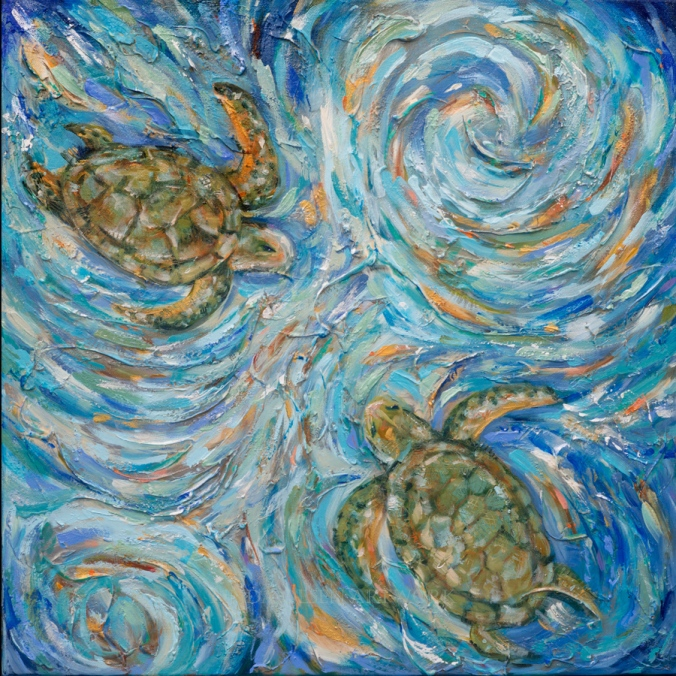 Sea Turtles in the Current 30x30
