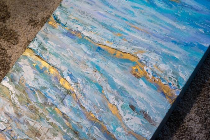 tidal texture