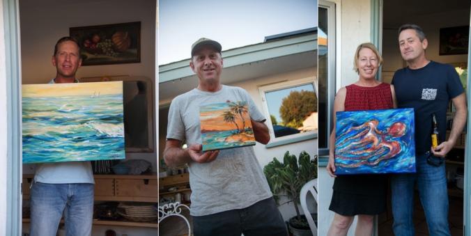 Paintings chosen