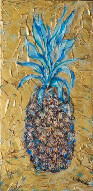 Pineapple Gold 10x20