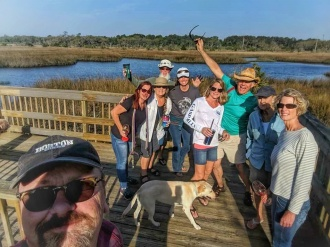 Dutton Island Camping March 2018