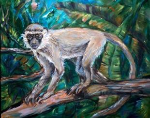 Jaca Monkey