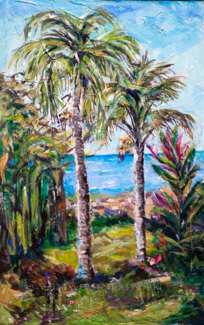 Palms Batik view