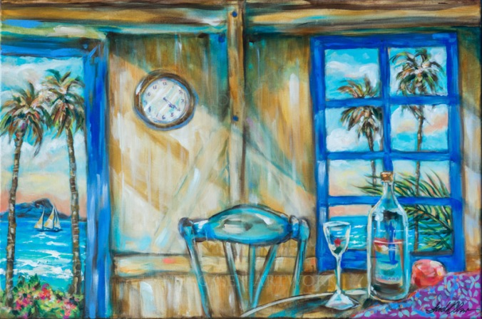 Island Kitchen 36x24a