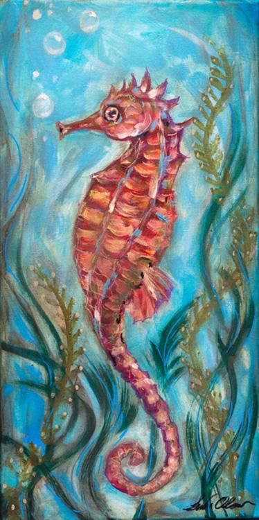 Gailo's Seahorse 10x20