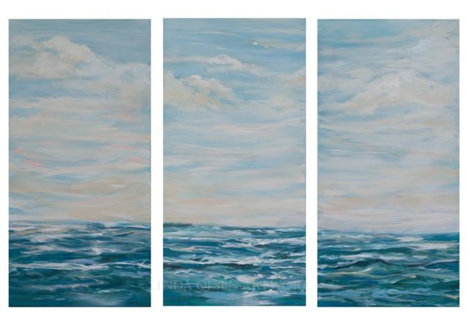 Brenda Triptych