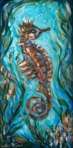 Seahorse A