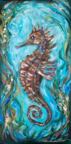 Seahorse B 20x10