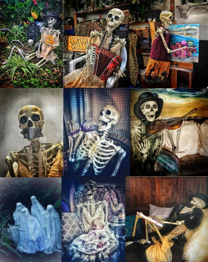 skeleton fun