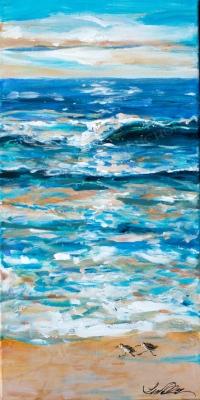 Surf Reflection 10x20