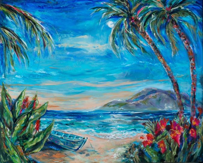 Island Life 60x48