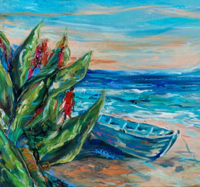 Island Life boat