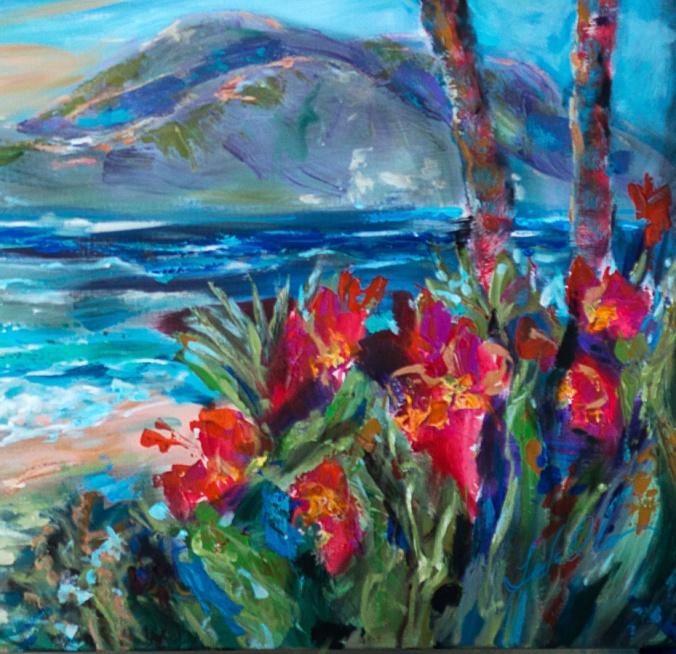 Island Life flowers