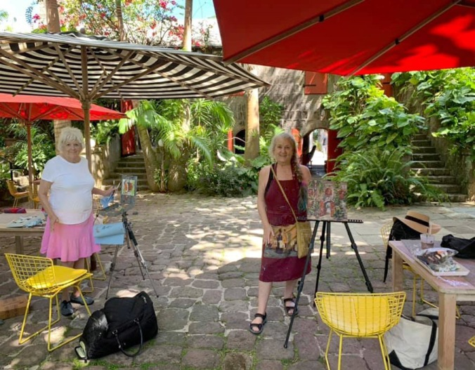 Artist Retreat in St. Kitts and Nevis