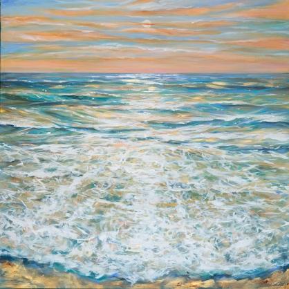 Sparkling Tide 48x48b
