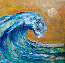Wave 12x12